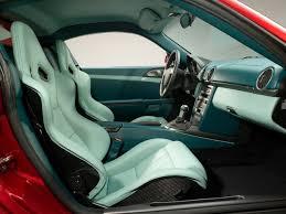 Porsche Cayman Interior 2007 Studiotorino Rk Coupe Based On Porsche Cayman Interior