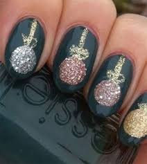 christmas gel nails google search nails pinterest