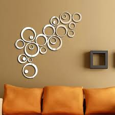 compare prices on shiny walls online shopping buy low price shiny 23 pcs a set wall sticker shiny ring 3d stickers beautiful acrylic