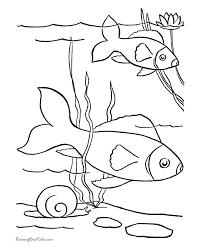 free fish printables 027