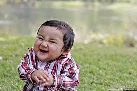 Meme Evil Laugh - evil toddler know your meme
