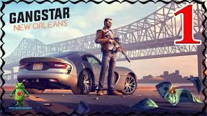 Crime Map New Orleans Gangstar New Orleans Gameplay Video Ios Android 1 Youtube