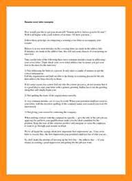 writing good cover letters how to write a great cover letter that