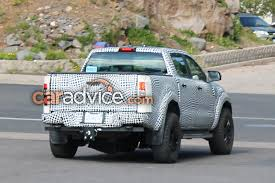 2019 ford ranger spy shots and video 2019 ford ranger raptor u2014 a proper look underneath ford u0027s monster