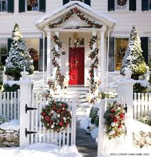 Home Outdoor Decorating Ideas Outdoor Home Christmas Decorations Christmas Ornaments Outdoor