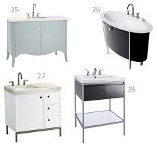 28 Bathroom Vanity With Sink Get The Look 28 Modern Bathroom Vanities Stylecarrot