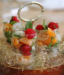 wedding wishes related to food clementine and litchi amuse bouche and a sous chef food