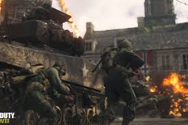 call of duty world war ii multiplayer lets you fight as anyone