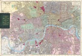 Map Of London England by File 1892 Smith U0027s Pocket Map Of London England Geographicus