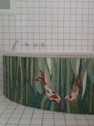 Bathroom Mosaic Ideas 149 Best Mosaic Fish U0026 Sea Images On Pinterest Mosaic Ideas
