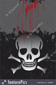 halloween bones background halloween blood and skull stock picture i2494389 at featurepics