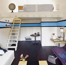 studio apartment interior home design ideas