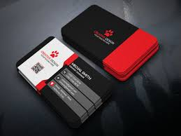 business card business card design free psd on behance
