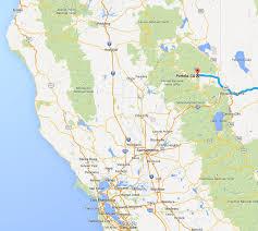 ca map portola area maps city of portola california