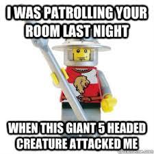 Funny Lego Memes - misunderstood lego man memes quickmeme