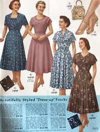Lane Bryant Formal Wear 1950s Plus Size Fashion And Clothing History