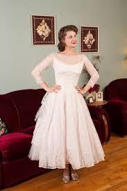50 s wedding dresses 1950 s vintage wedding dresses grace
