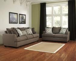 Ashley Furniture Corley Slate Stationary Living Room Group