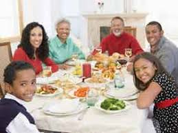 thanksgiving celebrations not a shopping spree home tips for