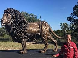 lion of judah statue lion of judah christian bronze sculptures
