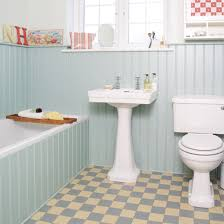 bathroom paneling ideas ways to update your bathroom ideal home