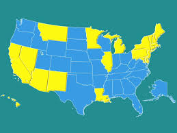 Map 0f America by Animated Map Shows Where Marijuana Is Legal In The Us Business