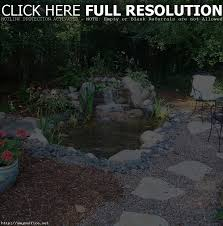 Water Feature Ideas For Small Backyards Backyard Water Feature Ideas Home Outdoor Decoration