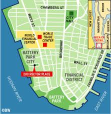 downtown manhattan map map lower manhattan bloomberg
