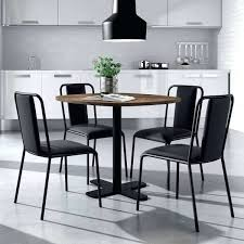 table haute ronde cuisine table de cuisine ronde table ronde pour cuisine en stratifiac avec