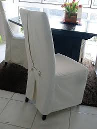 Dining Room Chair Covers Dining Chair Covers View In Gallery Ikea Dining Chair Covers