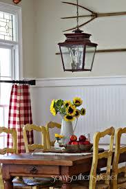 country farmhouse decor kitchens best style kitchen curtains ideas