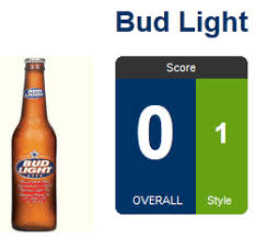 bud light beer advocate top fermented beer advocate