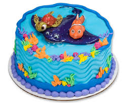 nemo cake toppers order a cake from a local bakery finding nemo cake and birthdays