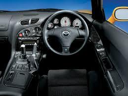 mazda interior mazda rx7 3rd generation interior mazda sport cars pinterest