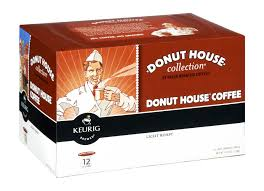 keurig k cups light roast donut house collection keurig brewed donut house coffee light roast