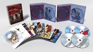 noragami aragoto limited edition blu ray dvd
