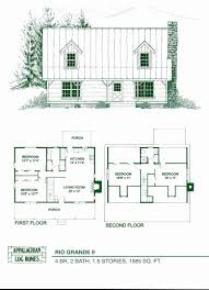 cottage floor plans with loft floor plans with loft unique open floor plan house plans loft