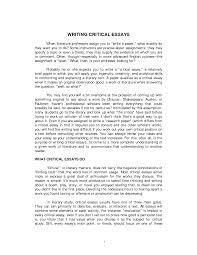 Style Analysis Essay Example Brief Essay Format Descriptive Essay Topics For High