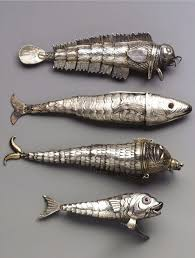 vintage fish ring holder images Variations on a theme collection of sterling vintage fish jpg