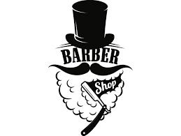 barber logo 20 salon shop haircut hair cut groom grooming