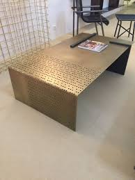 metallic home decor coffee table 35 designer coffee tables to jazz up your living room