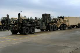 tactical truck united states european command