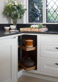 Storage Solutions For Kitchen Cabinets Foolproof Storage Solutions For Corner Kitchen Cabinets