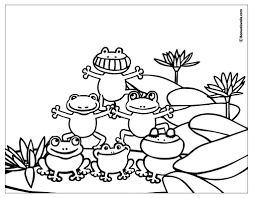coloring pages printable page picture book sheet id cube