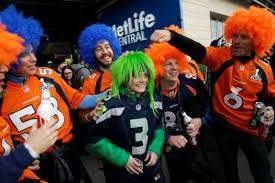 seahawks fans may outnumber broncos orange at bowl the