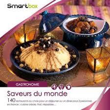 smartbox cuisine du monde calaméo smartbox saveurs du monde