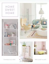 home design inspiration the use of pastel and bold colours