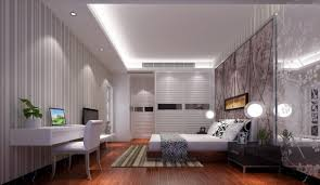 bedroom minimalistic color picking simple interior design for