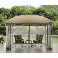 Patio Canopies And Gazebos Outdoor Gazebo Canopy 10x12 Patio Tent Garden Decor Cover Shade