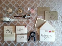 rustic wedding invitation kits marialonghi com